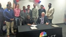 Comcast in Colorado Hosts Employer Support of the Guard and Reserve (ESGR) Signing Ceremony