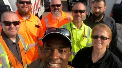 Comcast Colorado Employees Assist in Harvey Relief Efforts