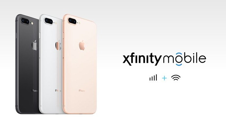 iPhone 8 and iPhone 8 Plus arrive at Xfinity Mobile on