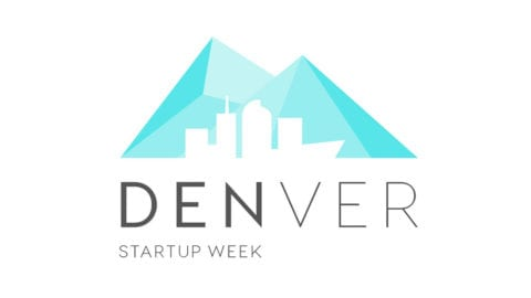 The Denver Startup Week logo