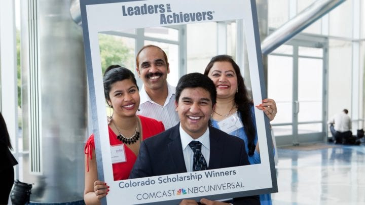 Apply Today for a $2,500 Comcast Leaders and Achievers Scholarship
