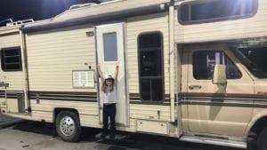RVs for California Camp Fire Survivors: Woody Faircloth Starts a Movement