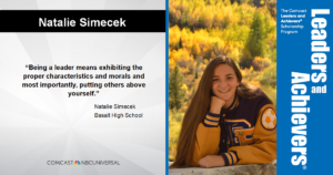 Comcast Awards 30 Colorado Students Scholarships for Leadership